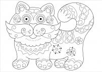 Раскраски антистресс: все материалы для детей по теме ...