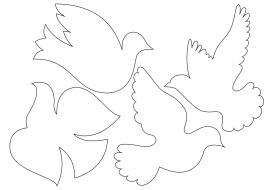 Птица из бумаги своими руками КАРАКУЛИ