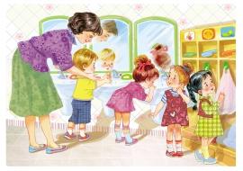 Новый Год в детском саду Воспитателям детских садов школьным  Праздники Здоровье гигиена Искусство
