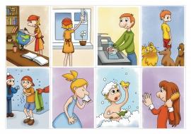 личная гигиена картинки для детей