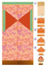 размерная сетка платье на девочку