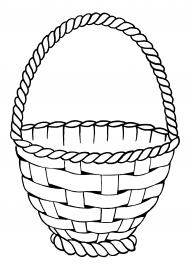 Картинка с изображением зайца для детей