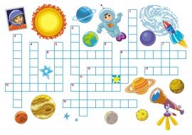 Рисунки космоса и планет для детей 7 лет для сада