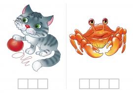 Фонетический разбор слова кот