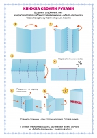 Как сделать книжку малышку своими руками из бумаги поэтапно Svetlyachok43.ru