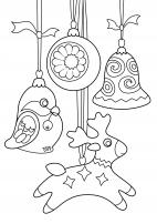 ёлочные игрушки из природного материала воспитателям