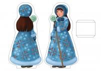 Кукла «Зима»