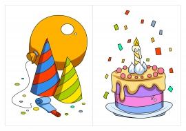 День рождения. Картинки к празднику