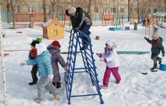 """Зимняя спортивная игра """"Зарница"""" - Для воспитателей детских садов - Мааам.ру"""