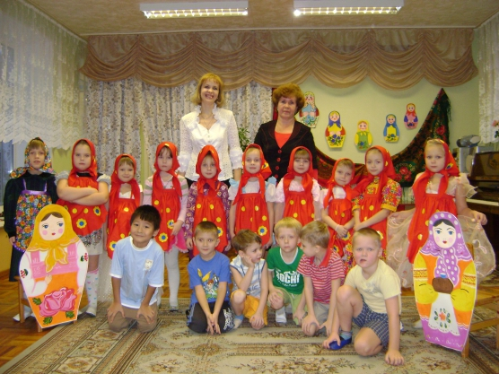 Дубна детский сад гвоздика