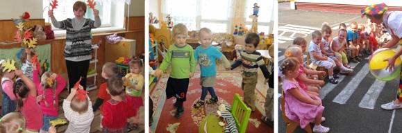 Группа раннего возраста. Знания и умения