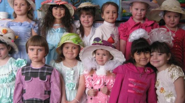 """""""шляпный бал """"1650 - Для воспитателей детских садов - Мааам.ру."""