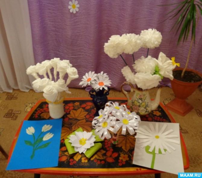 ВКурске пройдёт благотворительная акция «Белый цветок»