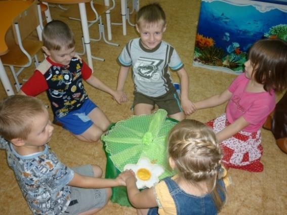 Вообще нужен психолог в детском саду