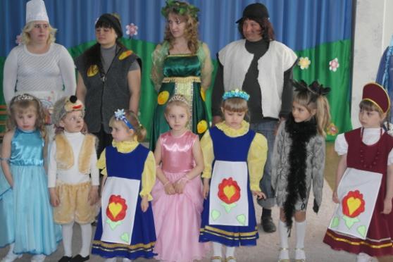 Театр с родителями в детском саду картинки
