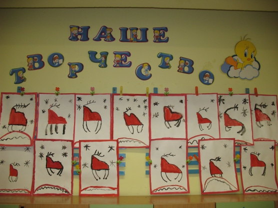 знакомство с народным промыслом в детском саду