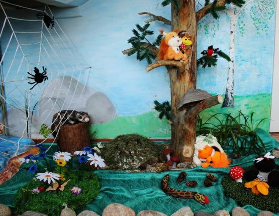 Поделки для уголка природы в детском саду своими руками 33