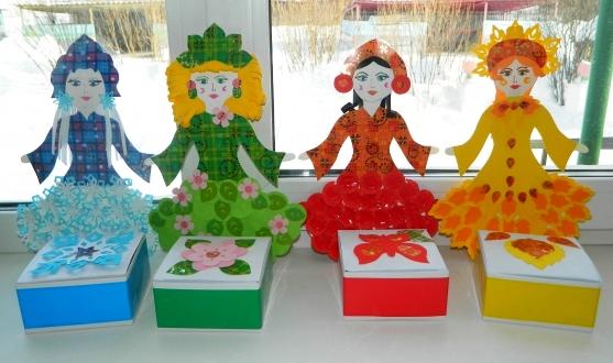 Куклы своими руками в детском саду