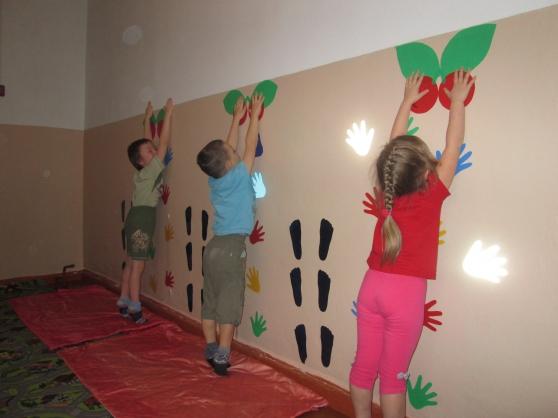 Тихий тренажер в детском саду своими руками 310