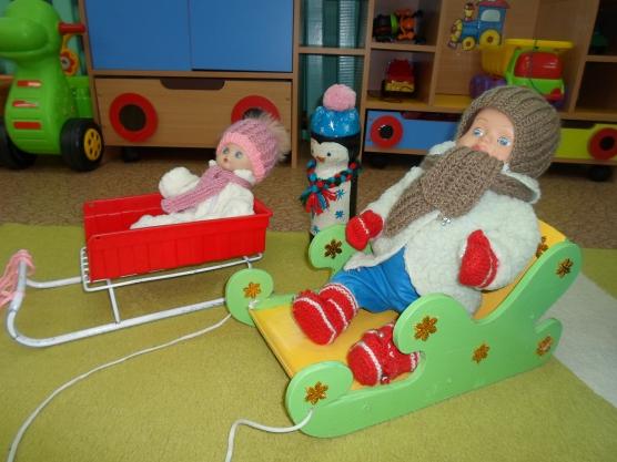 Игрушки своими руками для прогулки в детском саду 40