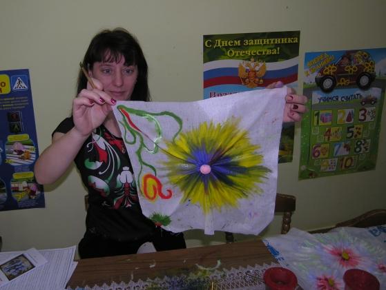 Мастер классы по рисованию для воспитателей