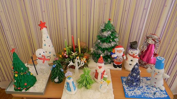 Новогодние подарки для детского сада своими руками