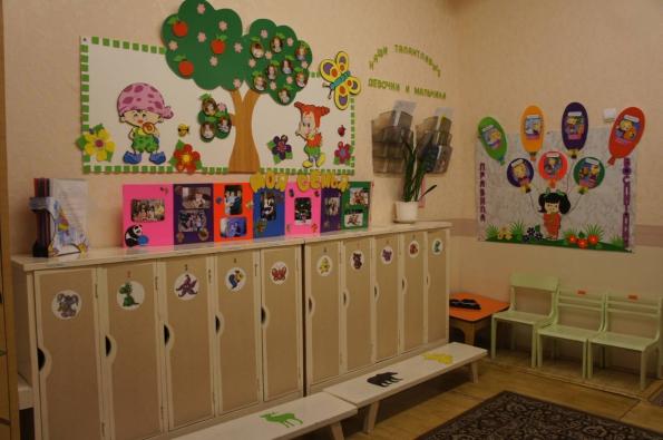 Идеи по оформлению группы в детском саду своими руками