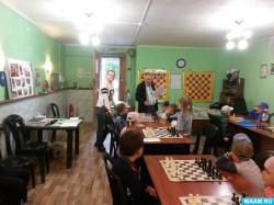 В гостях у шахматистов побывал балабановский детский сад