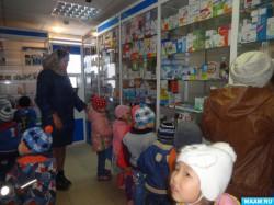 Работу аптеки проверил ак-довуракский детский сад