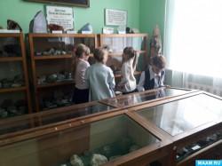 В «Кладовые Земли» заглянули буланашские дошкольники