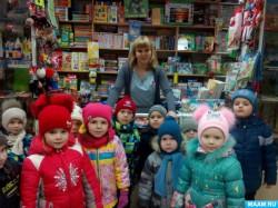 Как строится дорога и работает магазин, узнали алатырские дошкольники