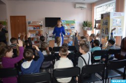 Краснодарские дошкольники побывали в гостях у библиотеки имени Герцена