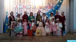 Традиционный конкурс красоты для девочек прошёл в Толоне