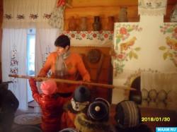 Предметы старины изучали гости из детсада в Красногорском музее