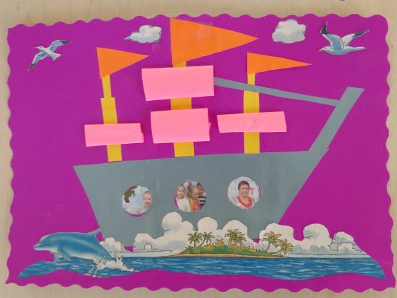 Юбилеем лет, открытка из цветной бумаги для папы