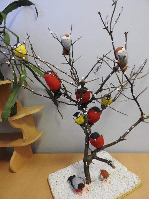 Конкурс птиц своими руками