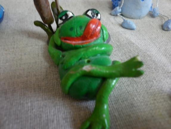 Картинки лягушек своими руками