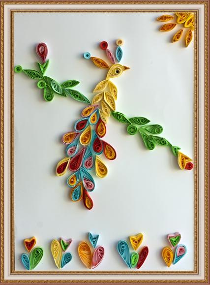 Подарок своими руками на день матери квиллинг - Njkmznnb.ru