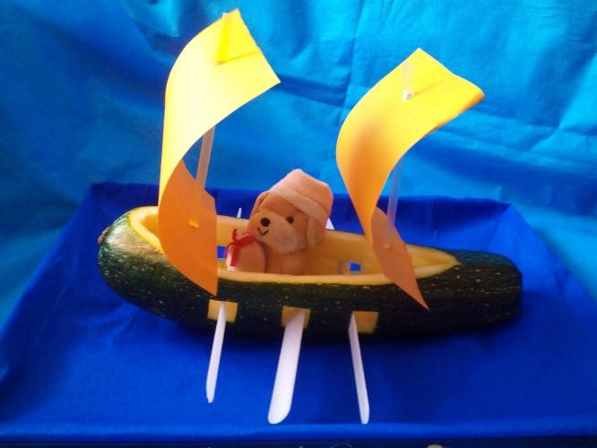 корабль из кабачка своими руками пошаговое фото убийстве мужчины