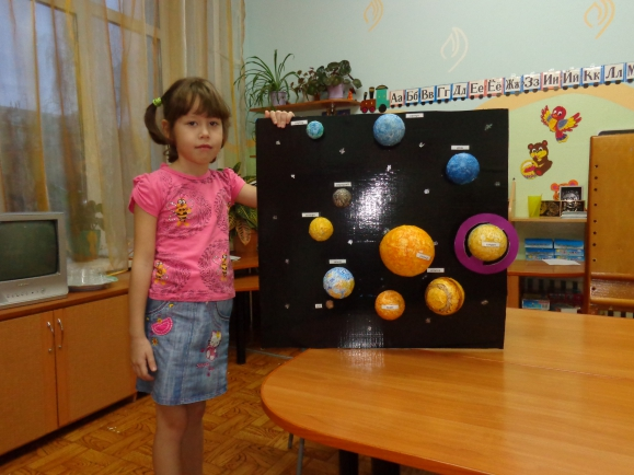 Планеты в детскую своими руками 31