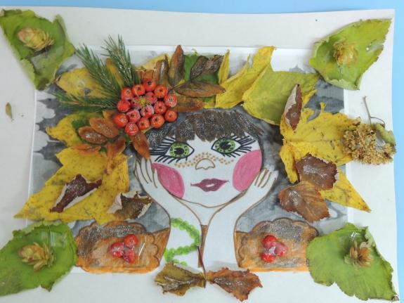 Осенние поделки для конкурса в детском саду