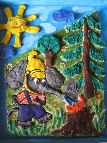 Как оформить выставку в детском саду своими руками 13