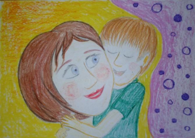 этой особенности рисунок на тему моя любимая мама растение пересадили