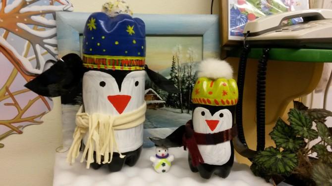 Пингвин конкурсы для дизайнеров