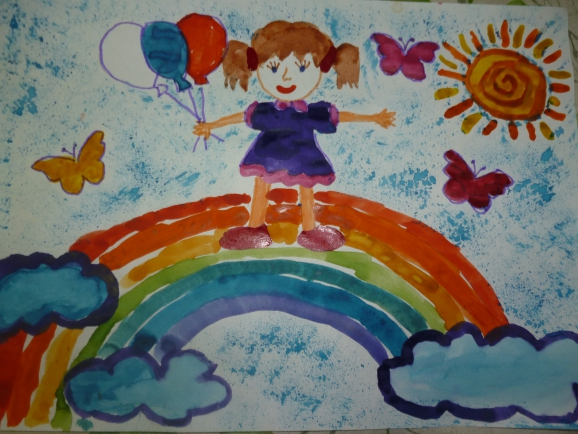 Счастливое детство конкурс поделок