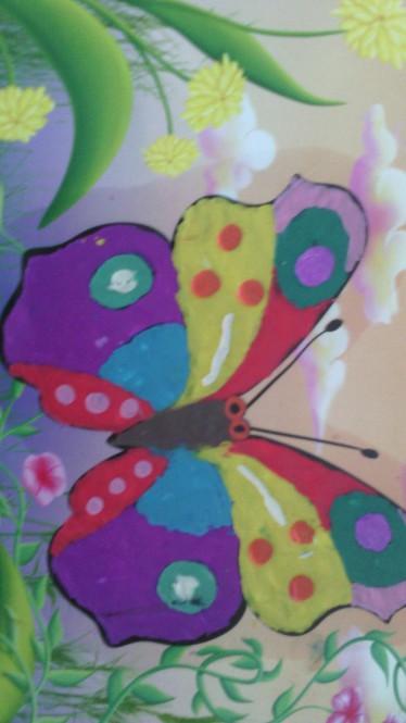 Конкурс поделок бабочки
