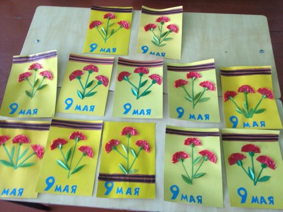Рисование в подготовительной группе открытки, летием для