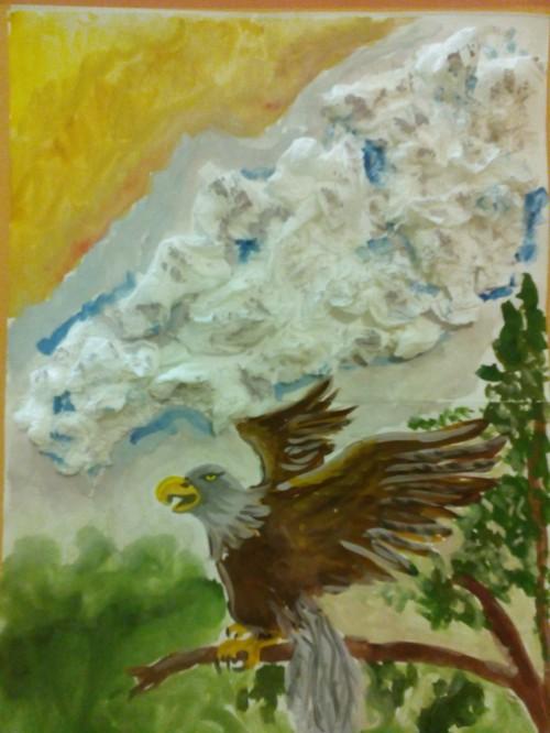 Орел конкурс детского рисунка