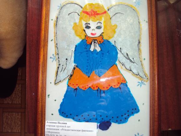 Детские рисунки и поделки на конкурс
