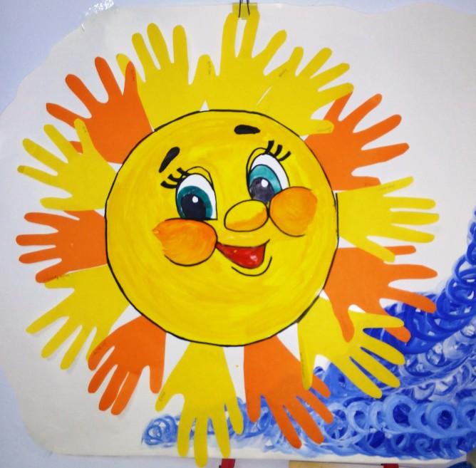 солнышко лучистое деткам улыбается картинки аварии получил